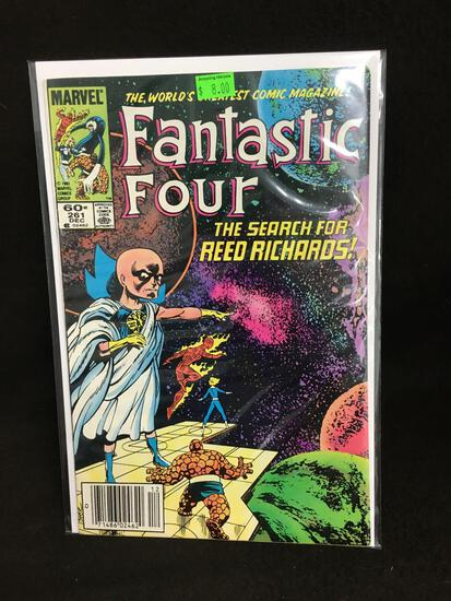 Fantastic Four #261 Vintage Comic Book from Amazing Collection C