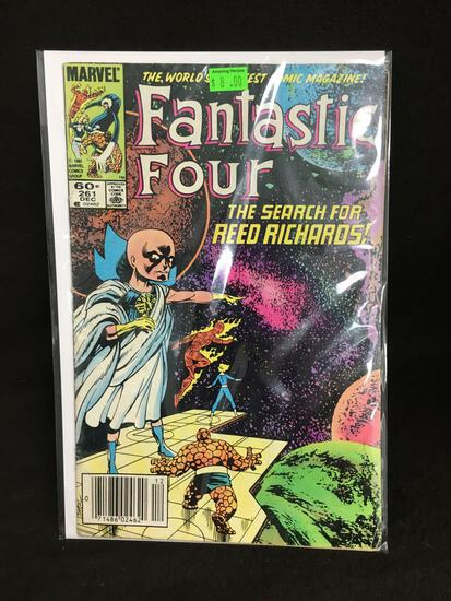 Fantastic Four #261 Vintage Comic Book from Amazing Collection D