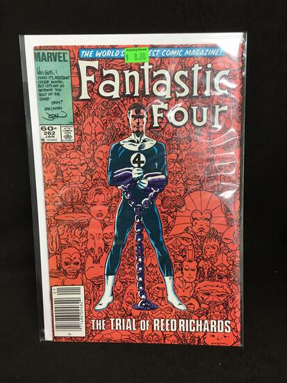 Fantastic Four #262 Vintage Comic Book from Amazing Collection B
