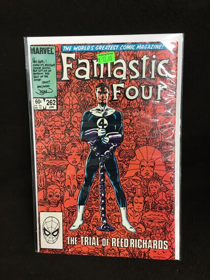 Fantastic Four #262 Vintage Comic Book from Amazing Collection C