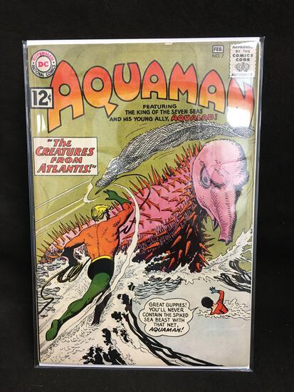 Aquaman #7 Vintage Comic Book - ATTIC FIND!