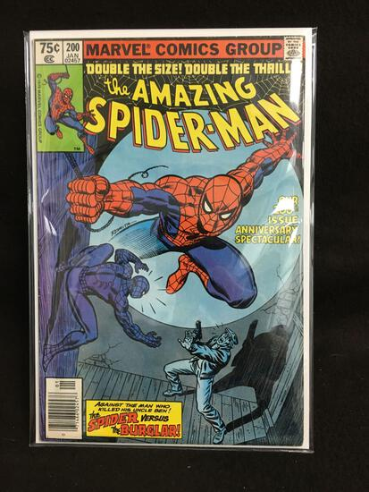 The Amazing Spider-Man #200 Vintage Comic Book - ATTIC FIND!