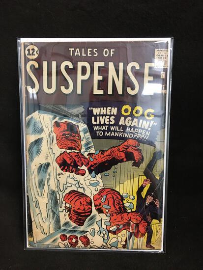 Tales of Suspense #27 Vintage Comic Book - ATTIC FIND!