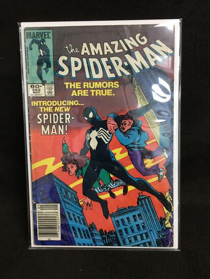 The Amazing Spider-Man #252 Vintage Comic Book - ATTIC FIND!