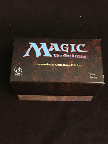HIGH END Sealed MTG Magic The Gathering International Edition COMPLETE SET BLACK LOTUS