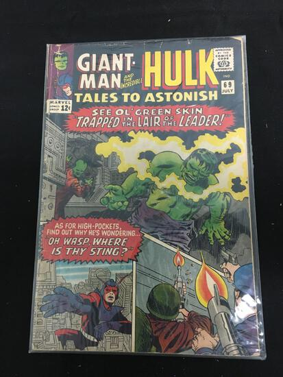 Tales to Astonish (Giant Man and Hulk) #69