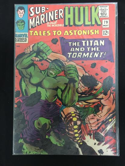 Tales to Astonish (Sub Mariner and Hulk) #79