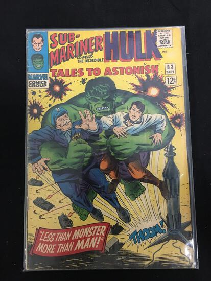 Tales to Astonish (Sub Mariner and Hulk) #83