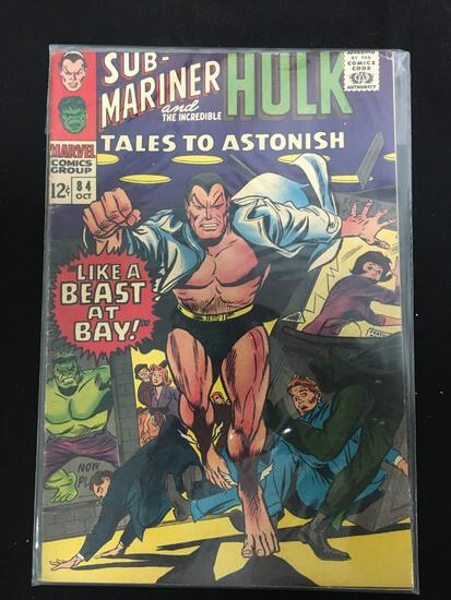 Tales to Astonish (Sub Mariner and Hulk) #84