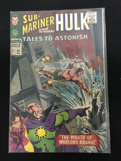 Tales to Astonish (Sub Mariner and Hulk) #86