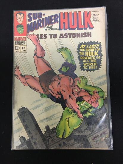 Tales to Astonish (Sub Mariner and Hulk) #87