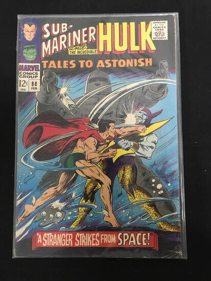 Tales to Astonish (Sub Mariner and Hulk) #88
