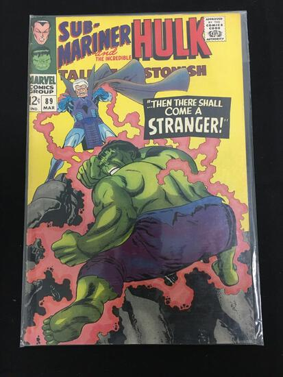 Tales to Astonish (Sub Mariner and Hulk) #89