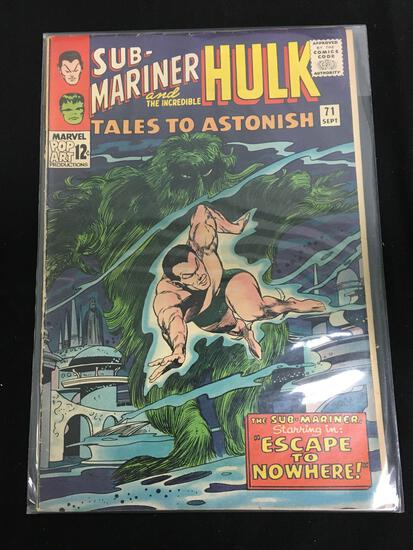 Tales to Astonish (Sub Mariner and Hulk) #71
