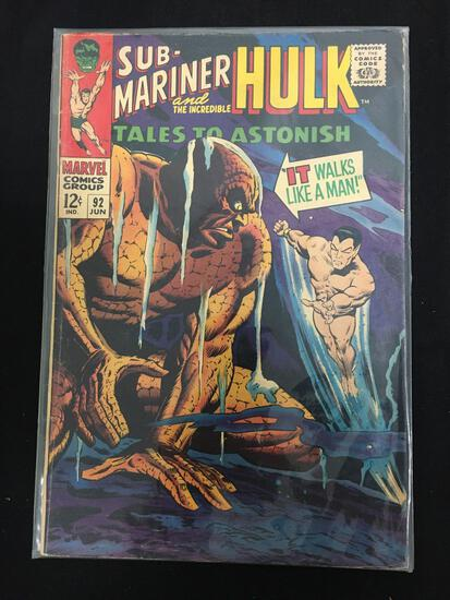 Tales to Astonish (Sub Mariner and Hulk) #92