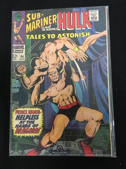 Tales to Astonish (Sub Mariner and Hulk) #94