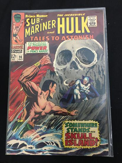 Tales to Astonish (Sub Mariner and Hulk) #96