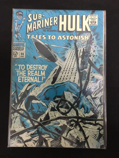 Tales to Astonish (Sub Mariner and Hulk) #98