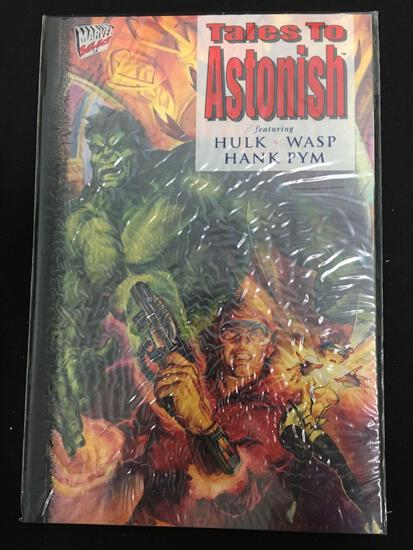 Tales to Astonish (featuring Hulk, Wasp, Hank Pym) Vo. 3, #1 DEC 1994