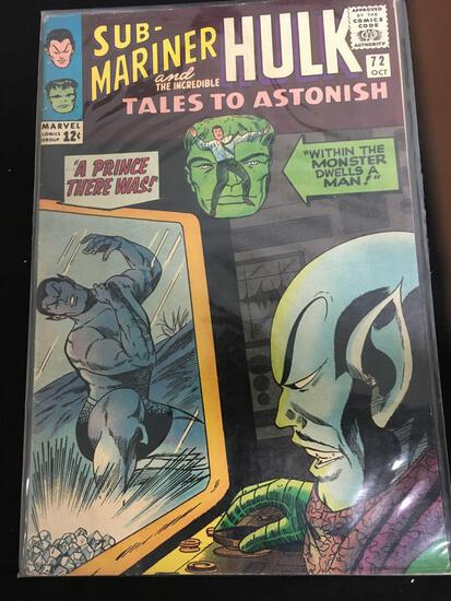 Tales to Astonish (Sub Mariner and Hulk) #72