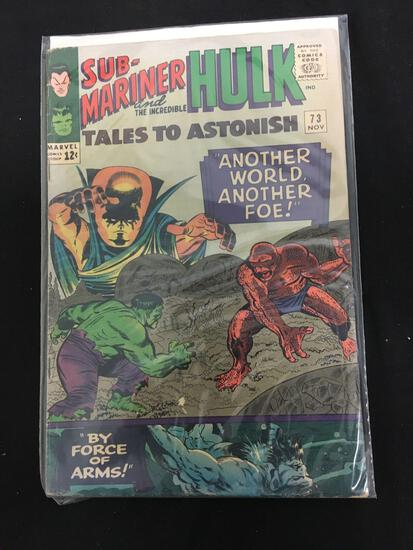 Tales to Astonish (Sub Mariner and Hulk) #73