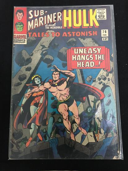 Tales to Astonish (Sub Mariner and Hulk) #76