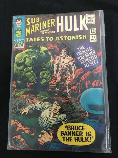 Tales to Astonish (Sub Mariner and Hulk) #77