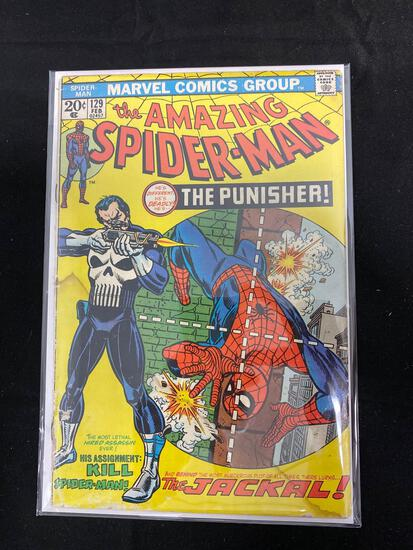 The Amazing Spider Man #129 Comic Book from Amazing Collection