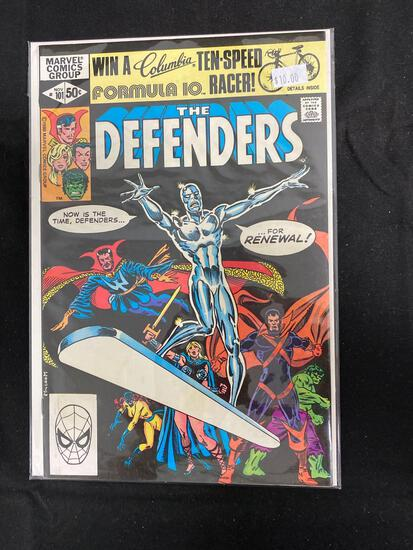 The Defenders #101 Comic Book from Amazing Collection