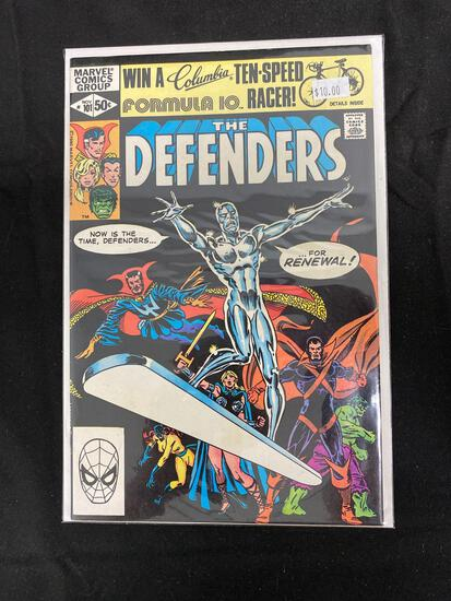 The Defenders #101 Comic Book from Amazing Collection B