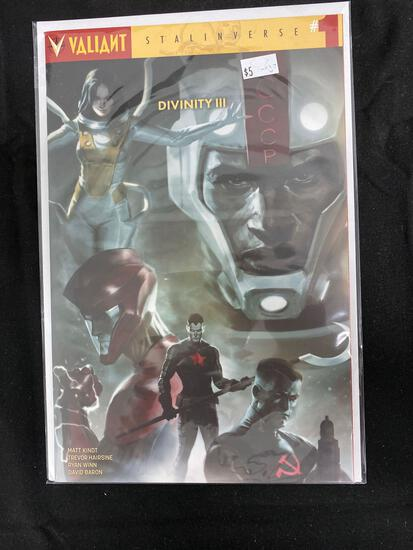 Divinity III: Stalinverse #1 Comic Book from Amazing Collection