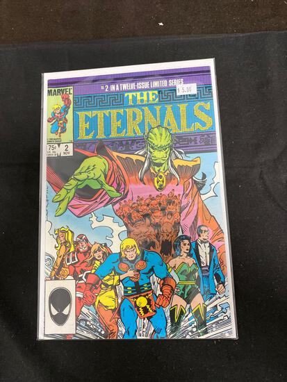 The Eternals #2 Comic Book from Amazing Collection