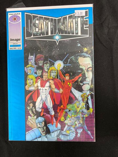 Deathmate Blue #1 Comic Book from Amazing Collection B