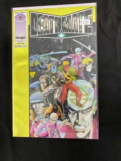Deathmate Yellow #1 Comic Book from Amazing Collection B