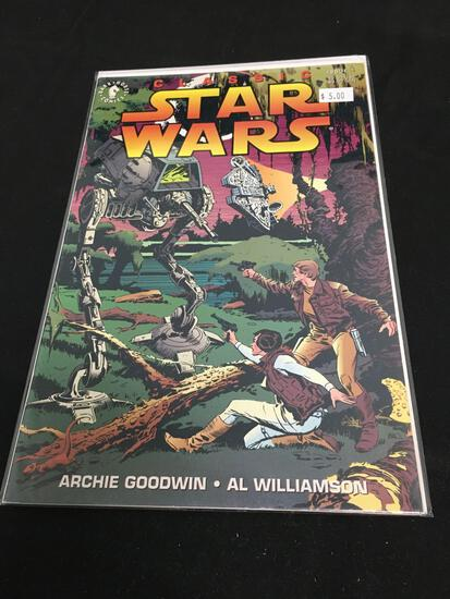 Classic Star Wars #1 Comic Book from Amazing Collection B