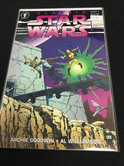 Classic Star Wars #2 Comic Book from Amazing Collection
