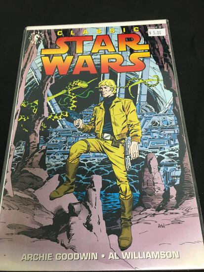 Classic Star Wars #5 Comic Book from Amazing Collection