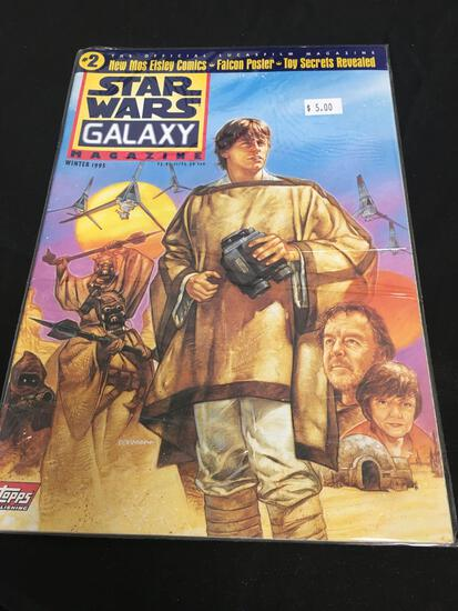 Star Wars Galaxy #2 Comic Book from Amazing Collection