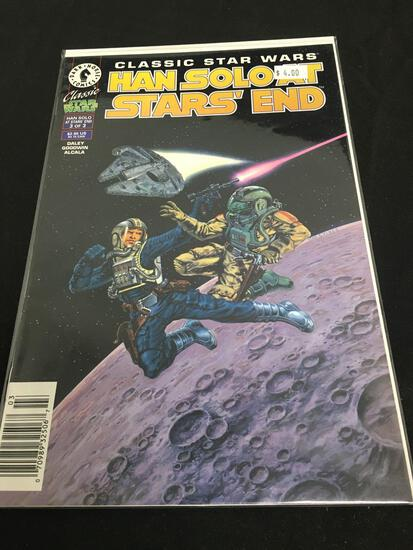 Classic Star Wars Han Solo At Star' End #3 Comic Book from Amazing Collection