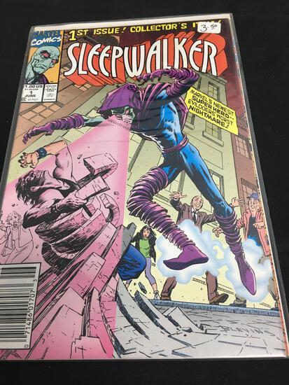 Sleepwalker #1 Comic Book from Amazing Collection