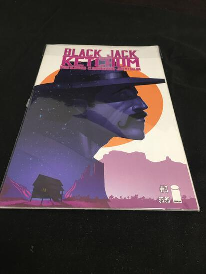Black Jack Ketchum #3/4 Comic Book from Amazing Collection