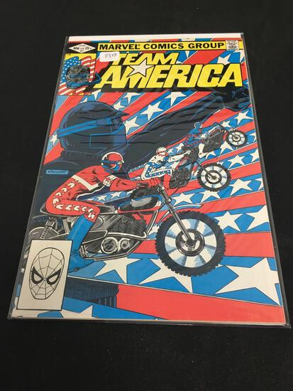 Team America #1 Comic Book from Amazing Collection