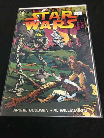 Classic Star Wars #1 Comic Book from Amazing Collection