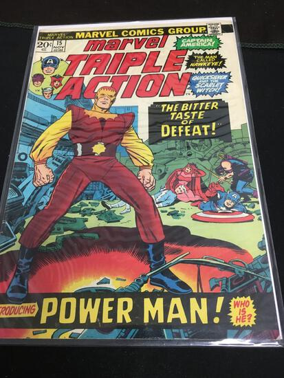 Marvel Triple Action #15 Comic Book from Amazing Collection