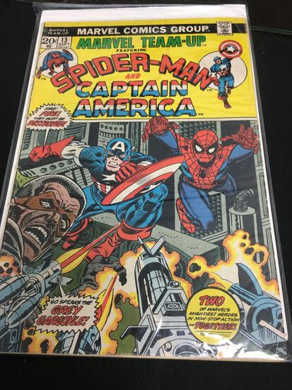 Marvel Team-Up #13 Comic Book from Amazing Collection