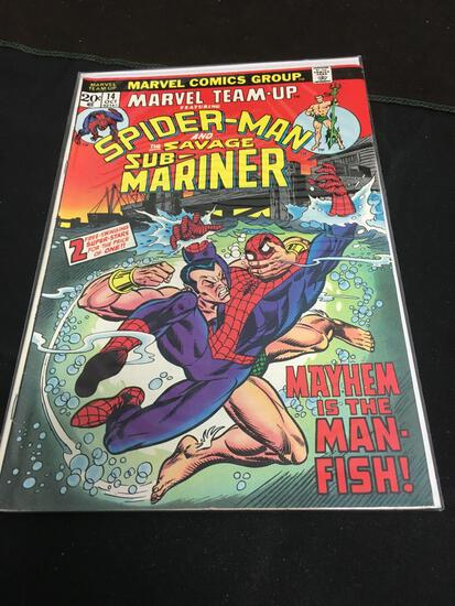 Marvel Team-Up #14 Comic Book from Amazing Collection