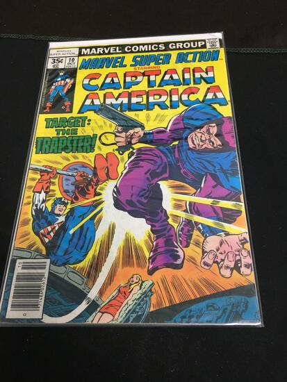 Marvel Super Action #10 Comic Book from Amazing Collection