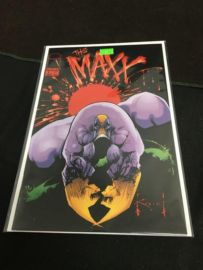 The Maxx #1 Comic Book from Amazing Collection