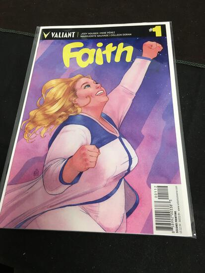 Faith #1 Comic Book from Amazing Collection B