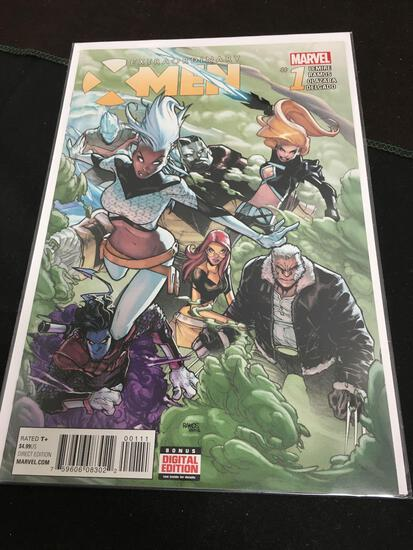Extraordinary X-Men #1 Comic Book from Amazing Collection